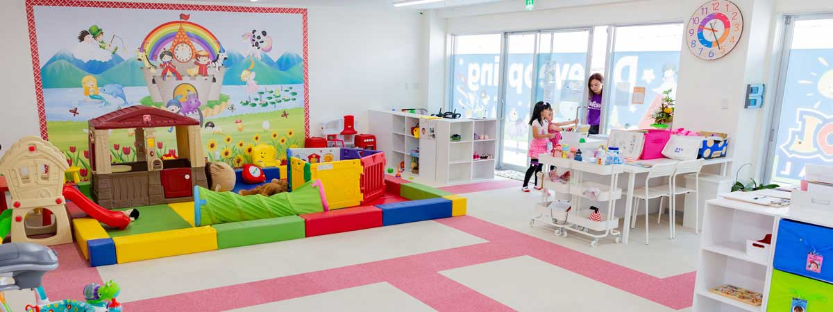 Kidschool New and Spacious Room