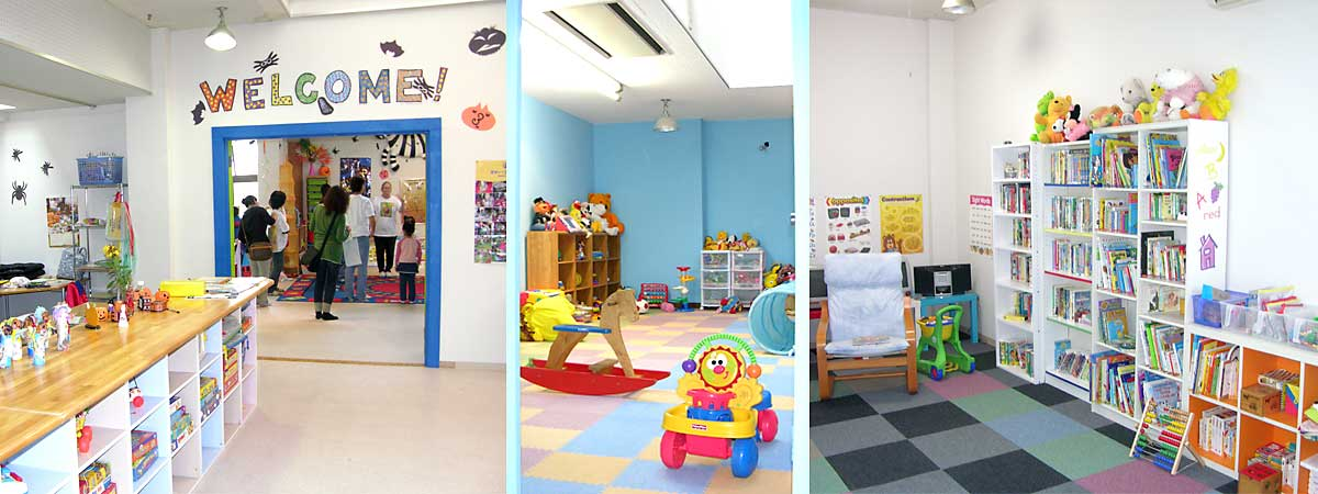Kidschool Mobara Class Room Baby-Lab Nap-Room